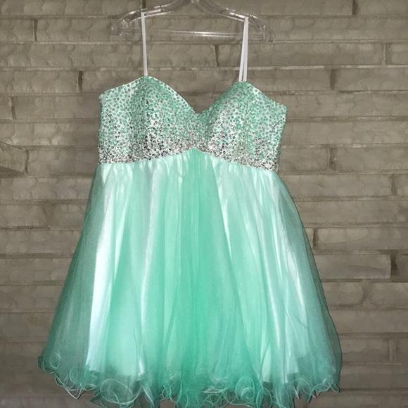 Tiffany Designs Dresses & Skirts - Homecoming dress